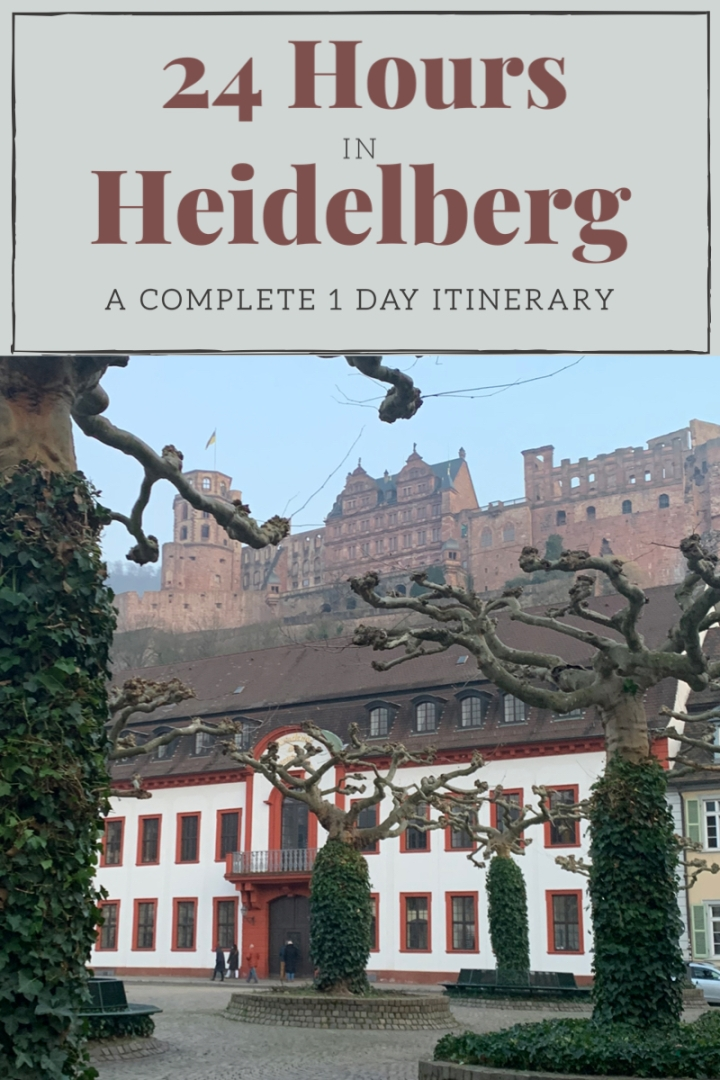 One day in Heidelberg: Best things todo!